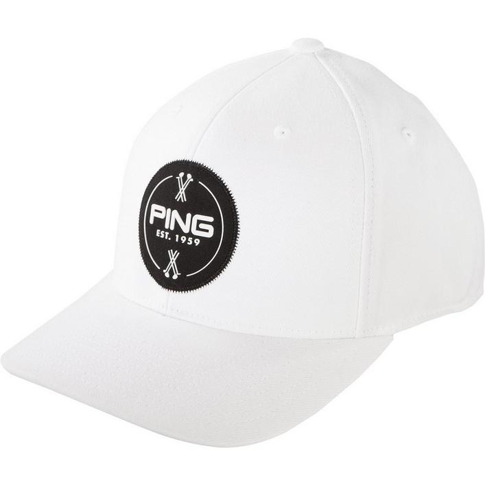 Men's Patch Cap