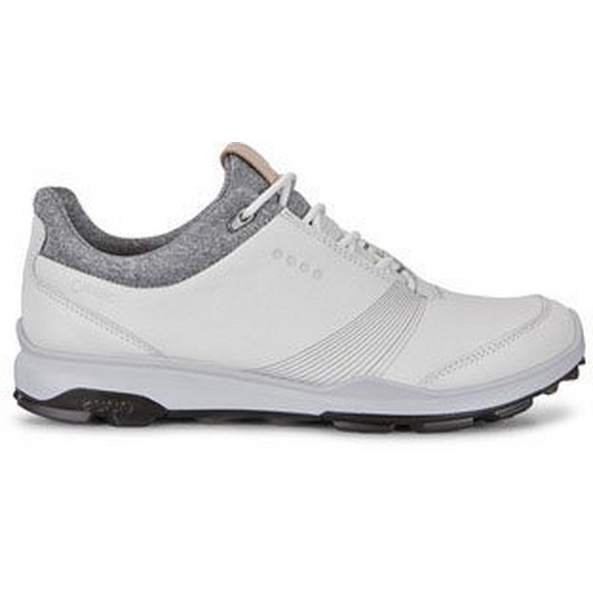 Women's Goretex Biom Hybrid 3 Spikeless Golf Shoe – White/Black