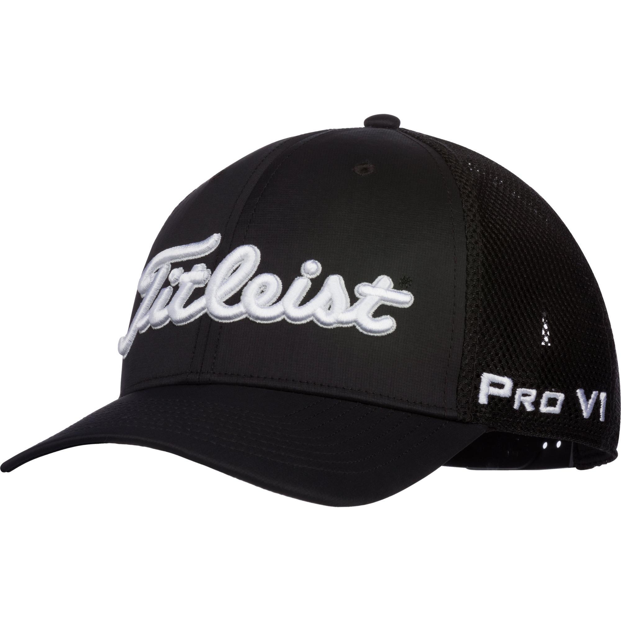 Men's Tour Snapback Mesh Cap