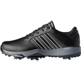 Men's 360 Bounce Spiked Golf Shoe - Black