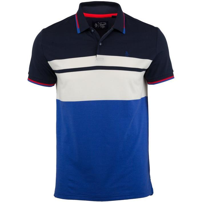 Men's The Captain Short Sleeve Polo