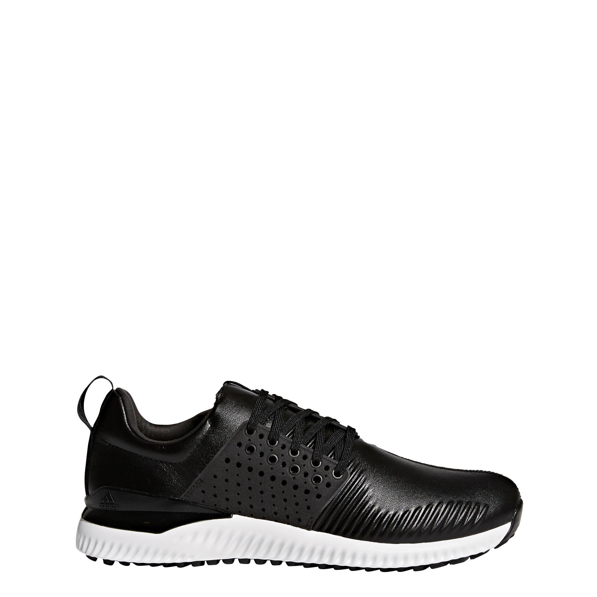 Chaussures adicross Bounce sans crampons pour hommes – NOIR