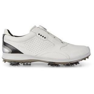 Men's Biom G2 Spiked Golf Shoe - White/Black