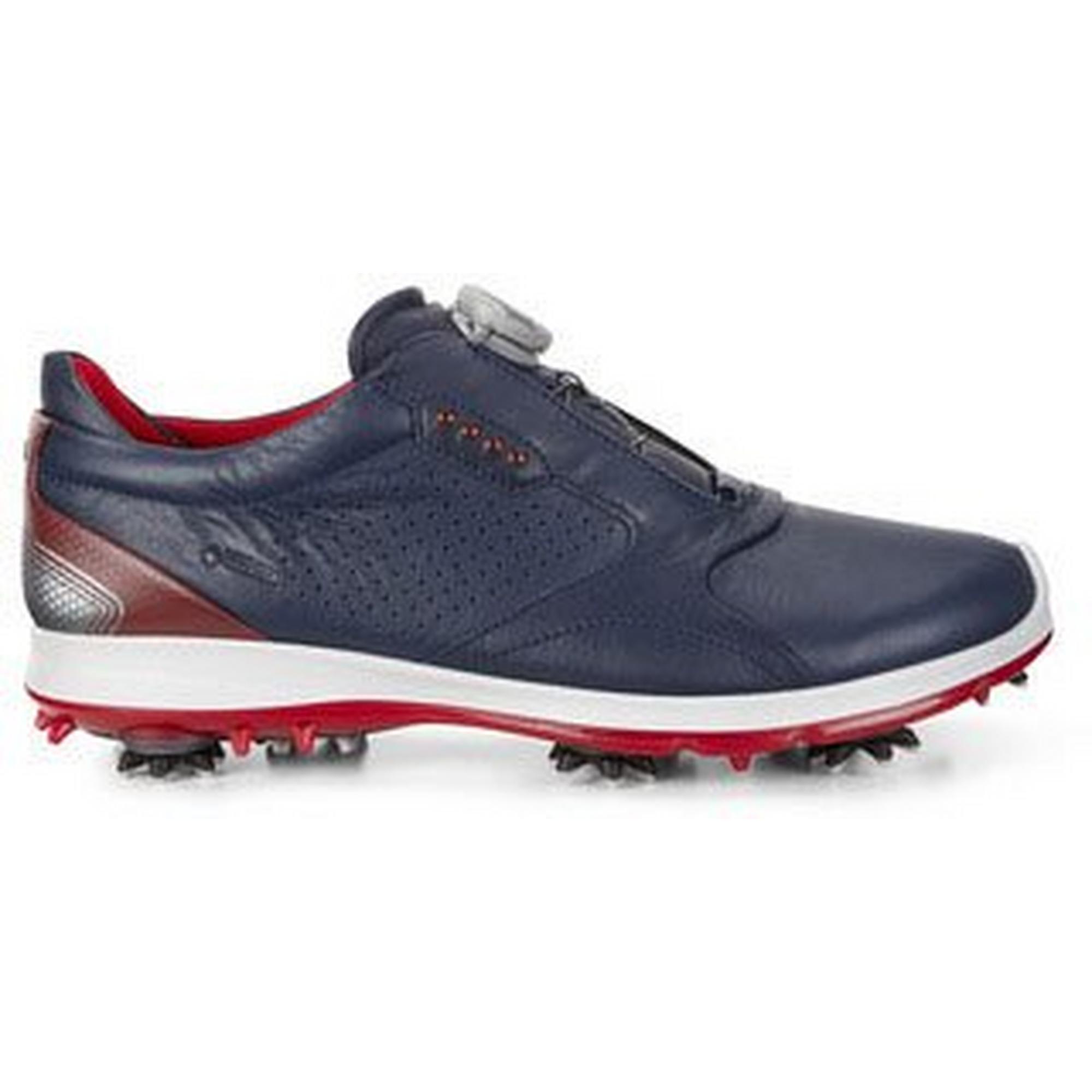 Men's 2018 Biom G2 Spiked Golf Shoe - Navy/Grey