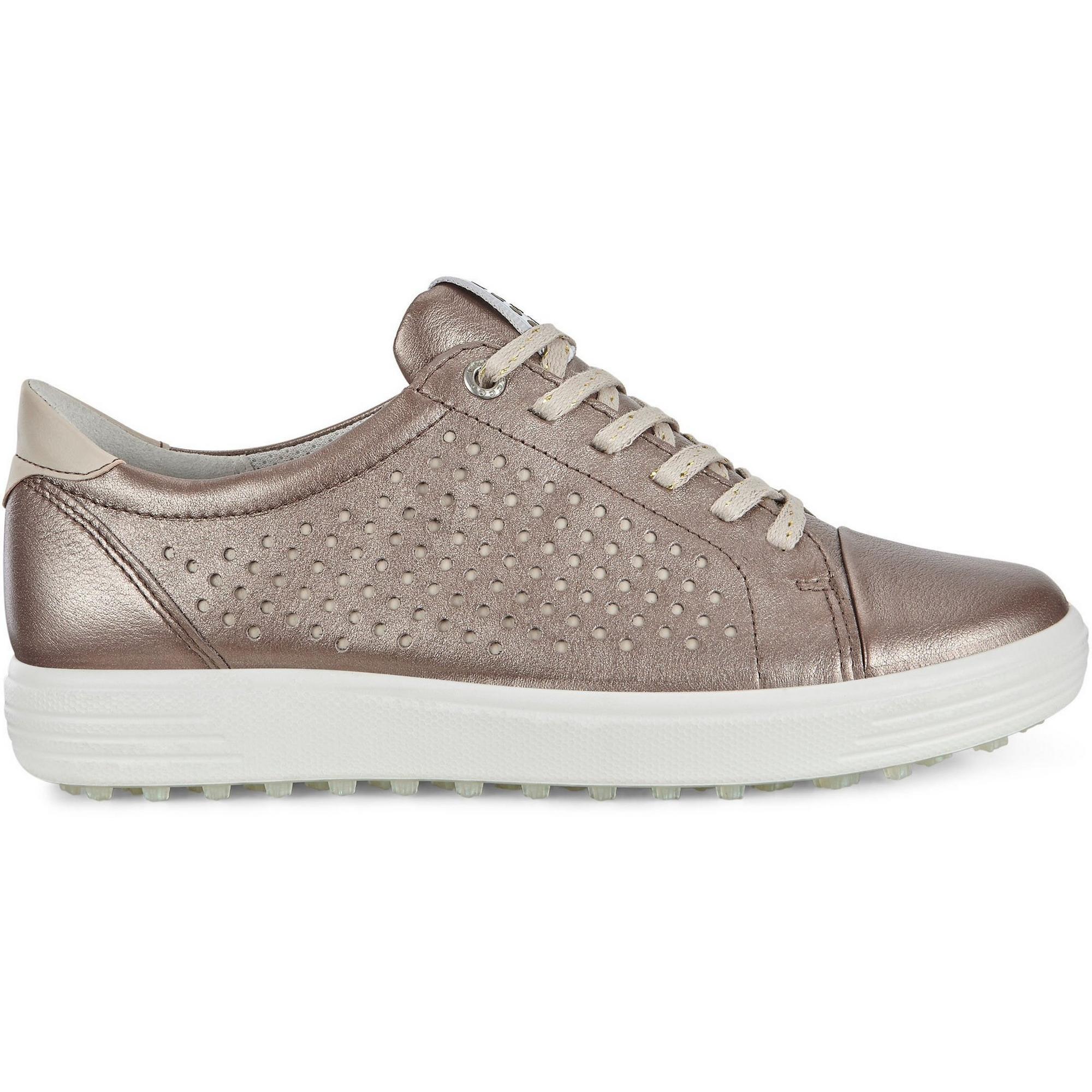 Women's Casual Hybrid Spikeless Golf Shoe - BRNZ/BRNZ