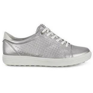 Womens Casual Hybird Spikeless Golf Shoe - SIL/SIL