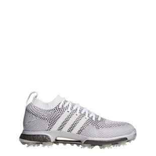 Men's Coloured Tour 360 Knit Spiked Golf Shoe - White