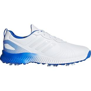 Women's Response Bounce Spiked Golf Shoe - WHT/BLU