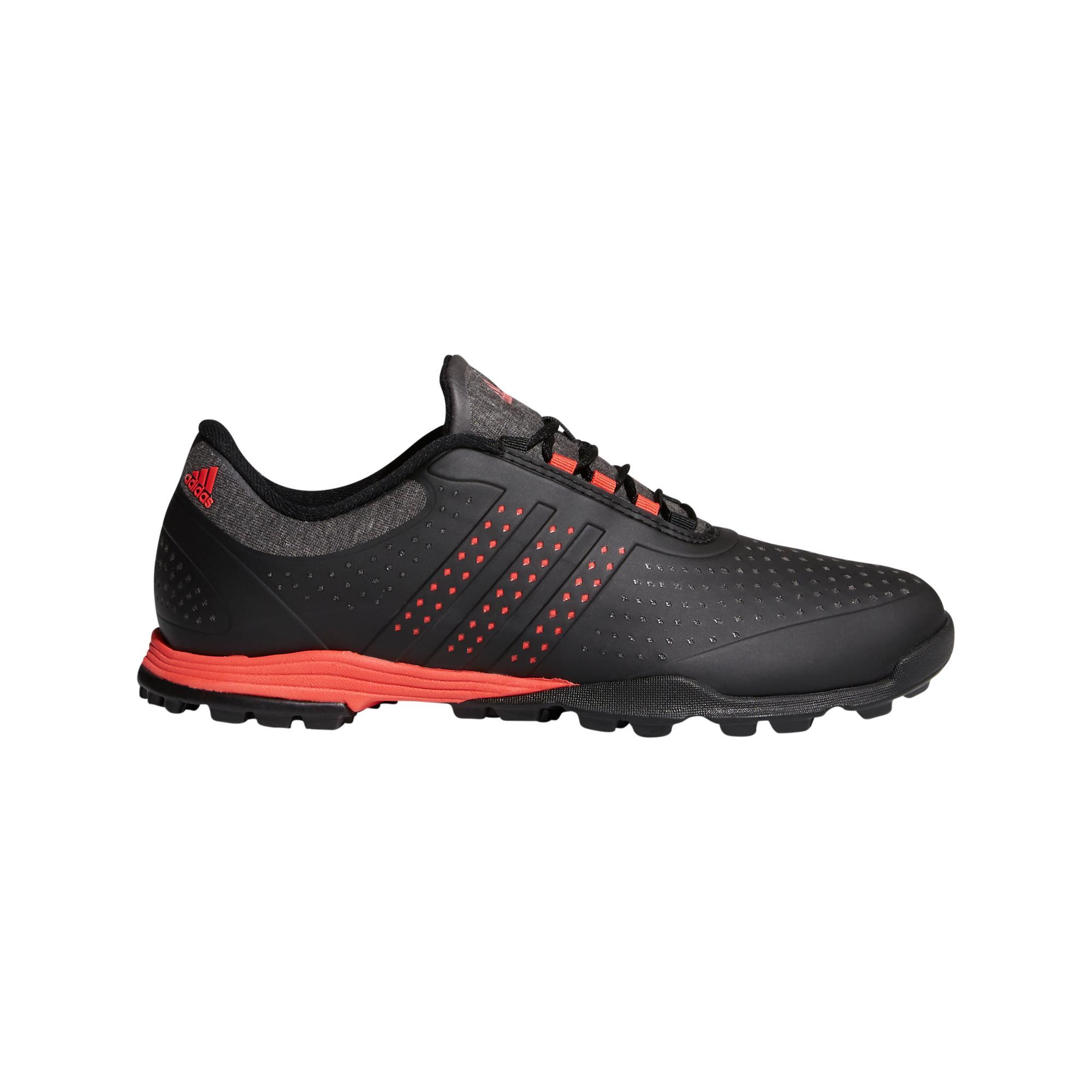 Women's Adipure Sport Spikeless Golf Shoe - BLK/CRL