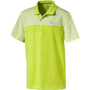 Boy's Clubhouse Short Sleeve Polo