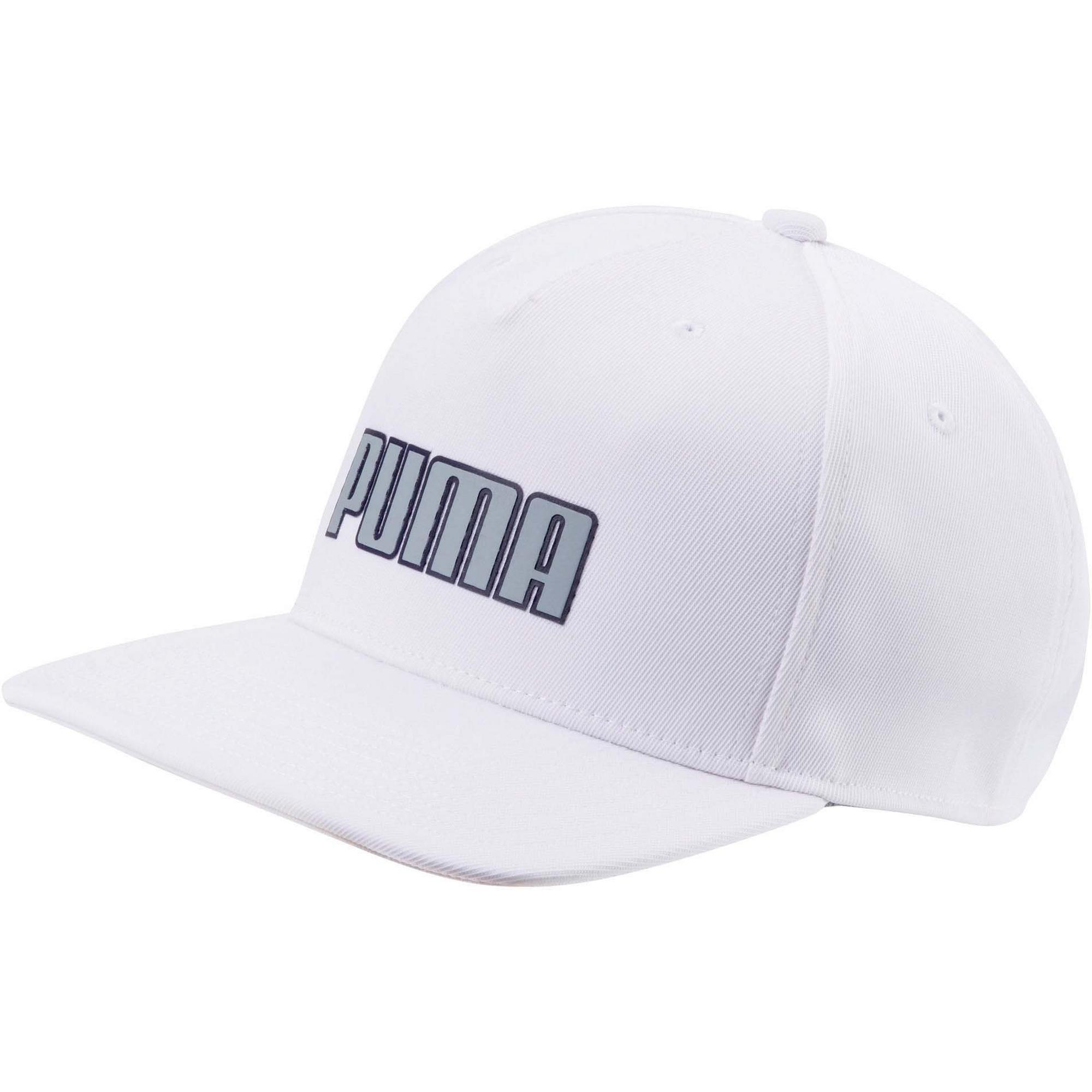 Junior Go Time Snapback Cap
