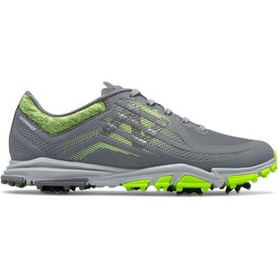 Men's Minimus Tour Spiked Golf Shoe – Dark grey/Green