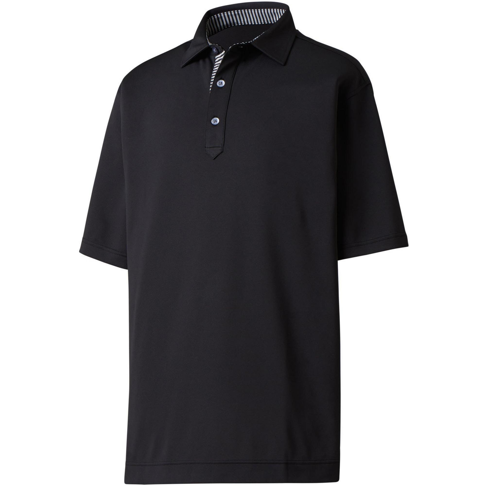 Men's ProDry Performance Stretch Pique Short Sleeve Polo