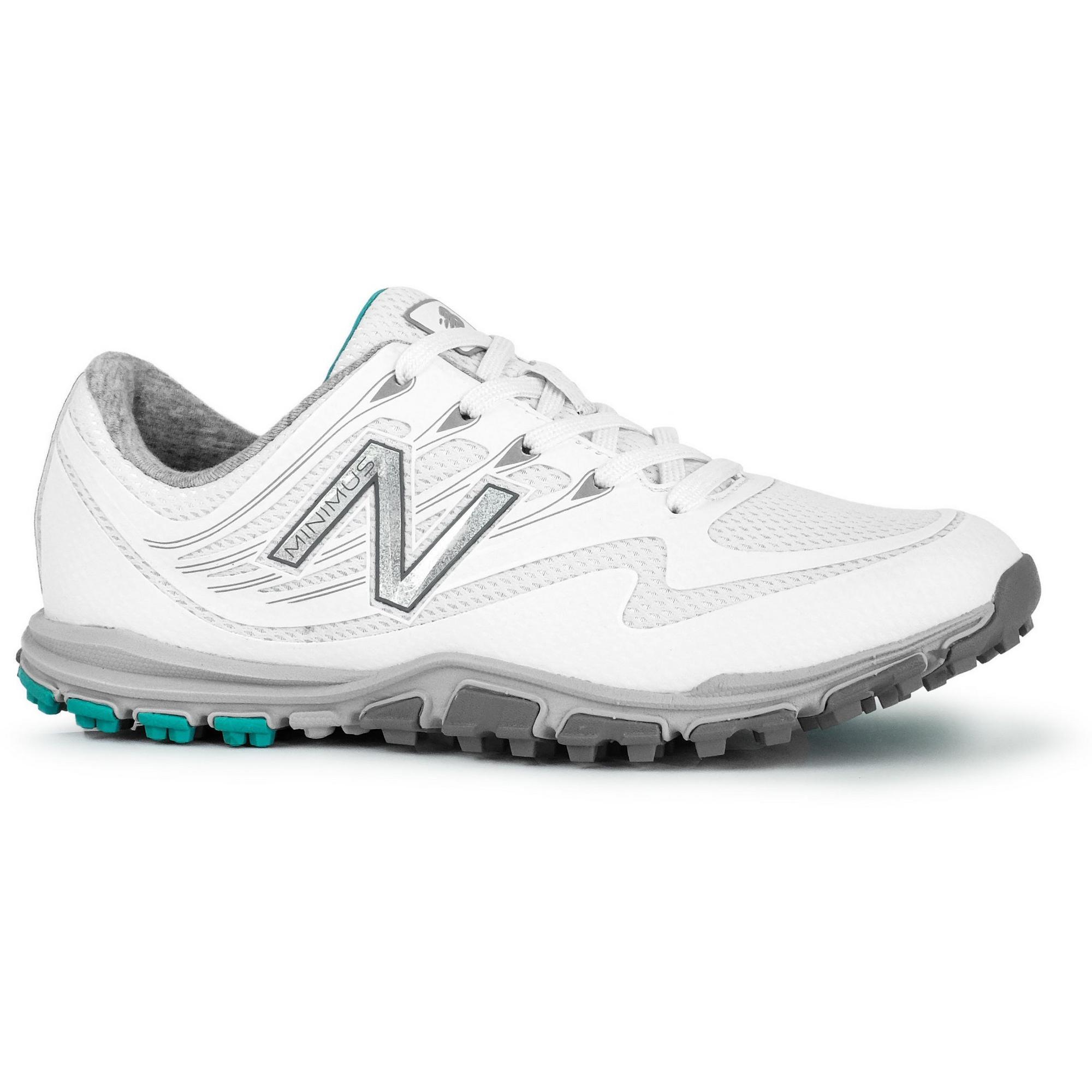 Women's Minimus Sport Spikeless Golf Shoe - White