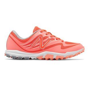 Chaussures Minimus Sport sans crampons pour femmes – Rose/Orange