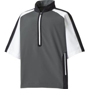 Men's Sport Short Sleeve Windshirt