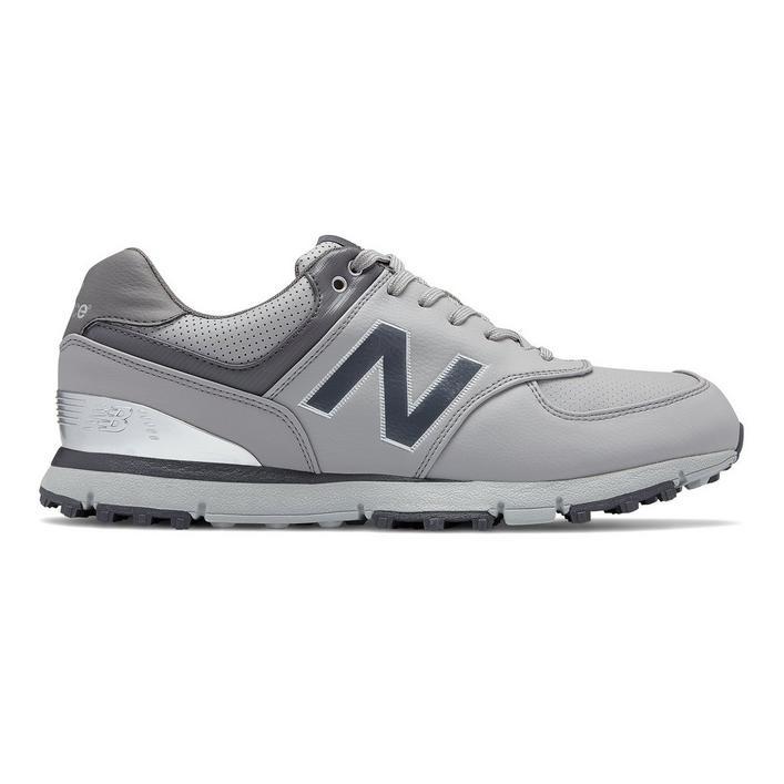 Men's 574 Spikeless Golf Shoe - GRY/SIL