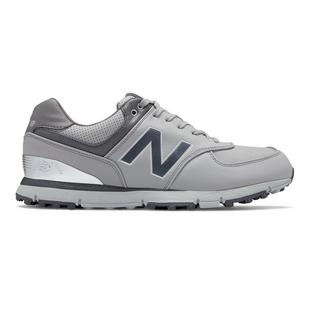 Men's 574 Spikeless Golf Shoe - Grey/Silver