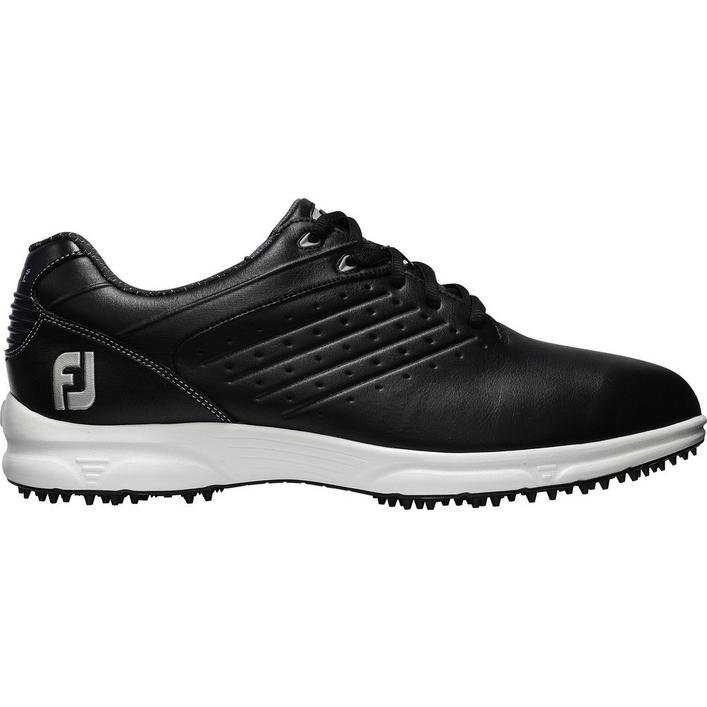 Men's Arc SL Spikeless Golf Shoe - BLK/WHT