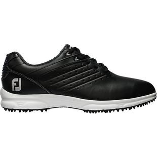 Men's Arc Spikeless Golf Shoe - Black/White