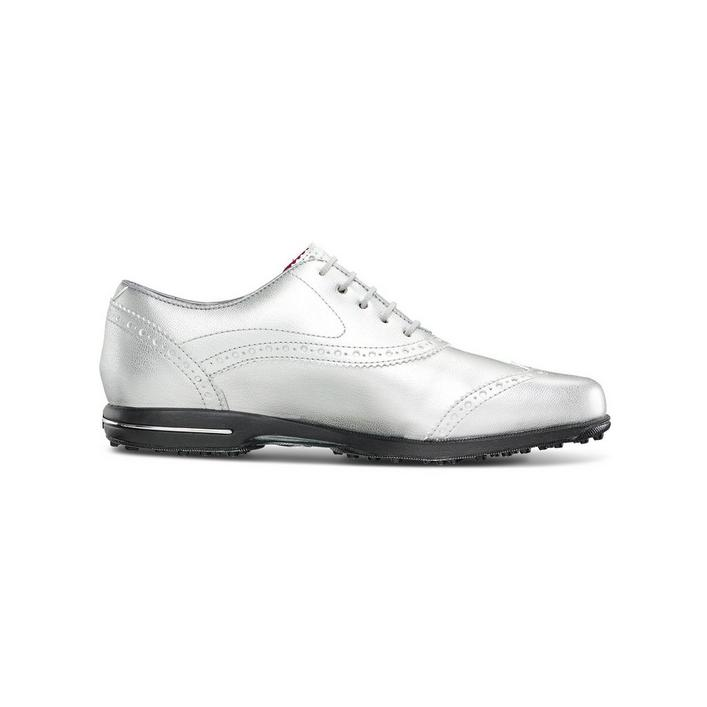 Women's Tailored Collection Spikeless Golf Shoe - SIL