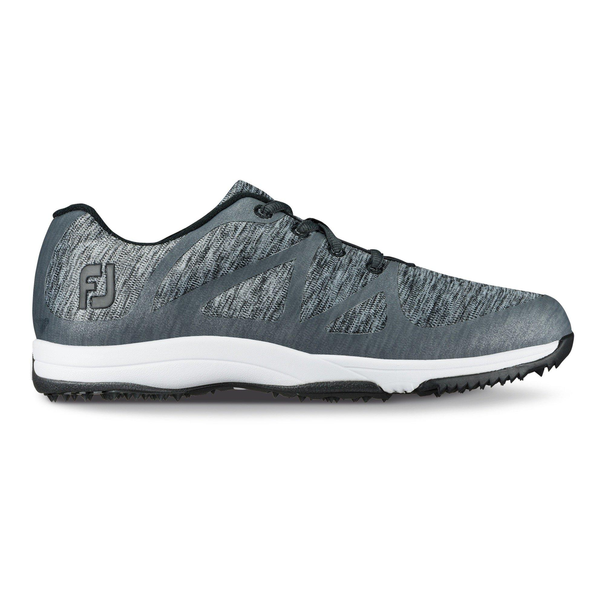 Women's FJ Leisure Spikeless Golf Shoe - DKGRY