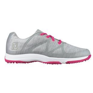 Chaussures FJ Leisure sans crampons pour femmes – Gris pâle