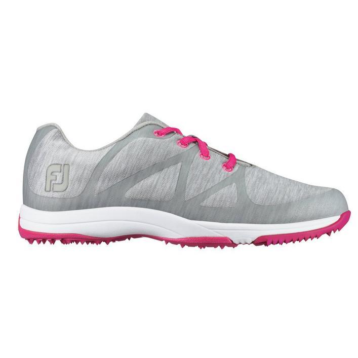 Women's FJ Leisure Spikeless Golf Shoe - LTGRY