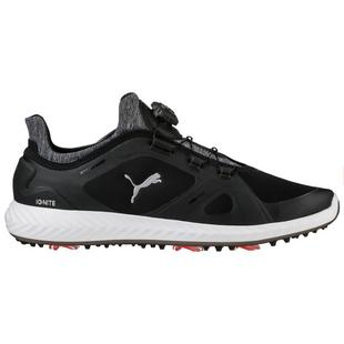 Men's Ignite Poweradapt Disc Spiked Golf Shoe -BLK/GRY