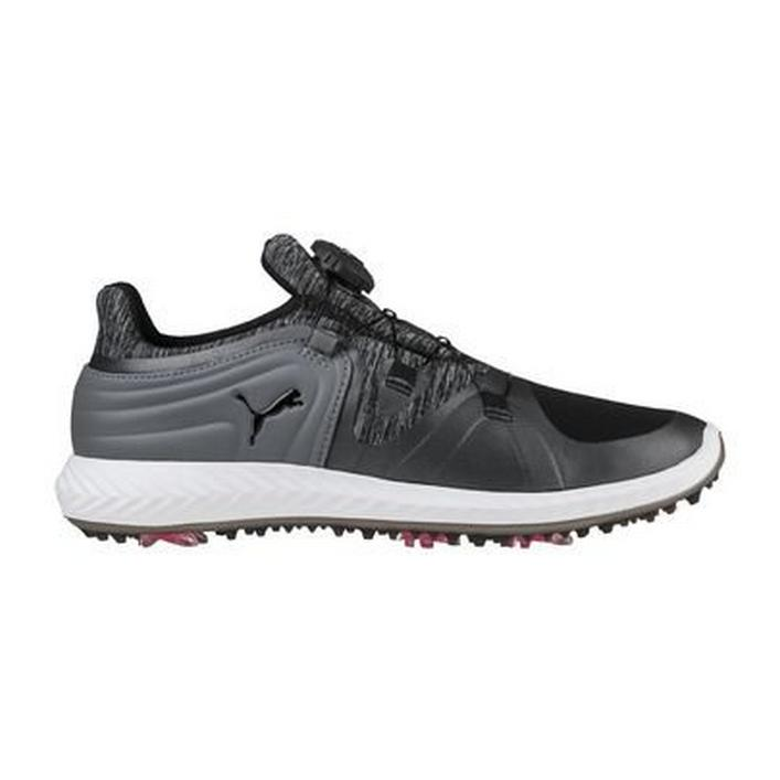 Women's Ignite Blaze Sport Disc Spiked Golf Shoe - BLK