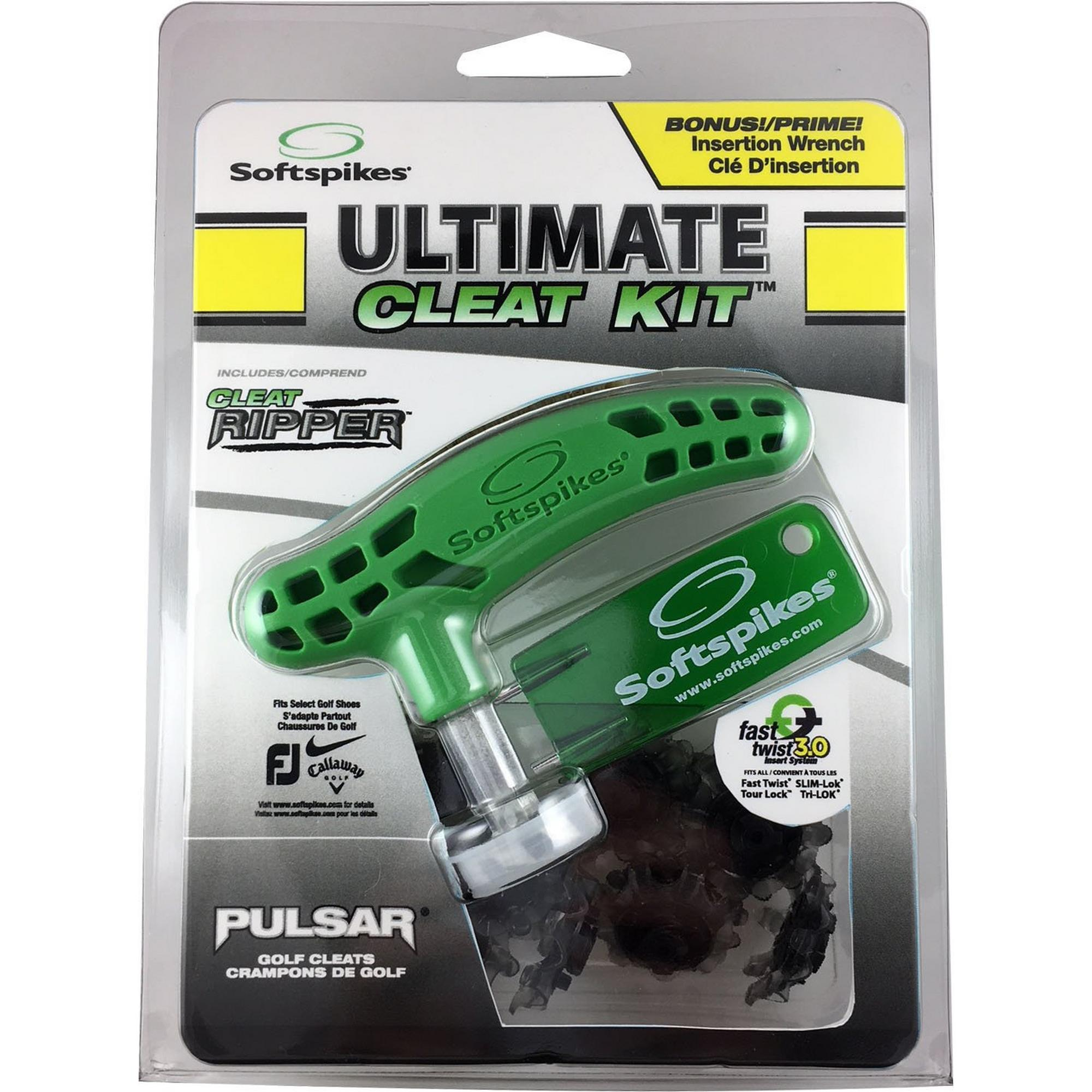 Pulsar Ultimate Cleat Kit Fast Twist 3.0