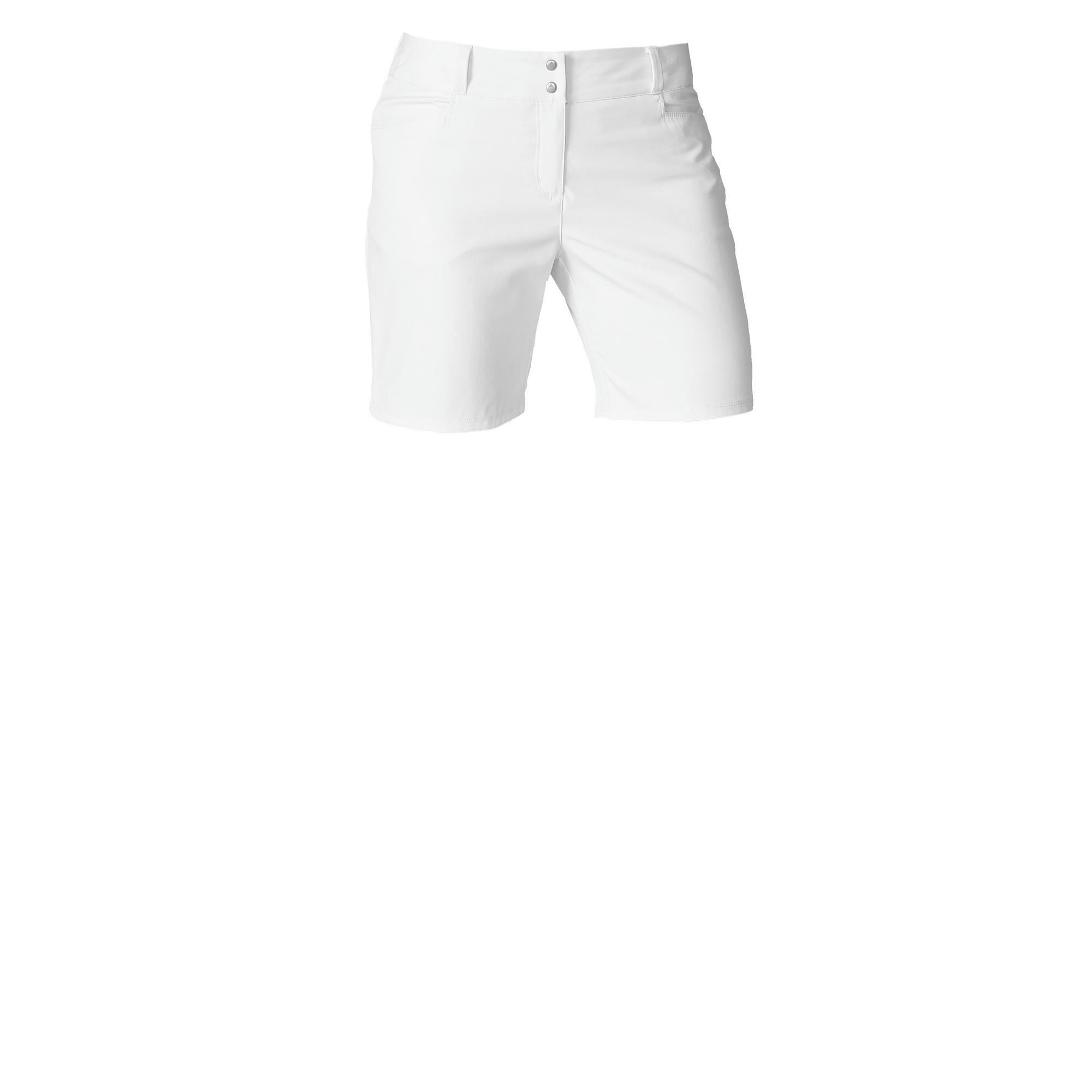 Women's 7 Inch Solid Short