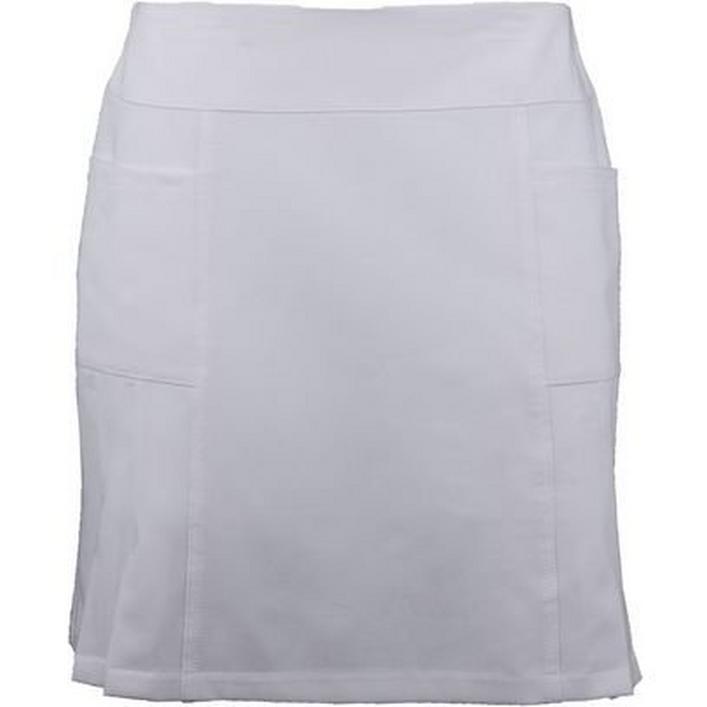 Jupe-pantalon à pli pour femmes
