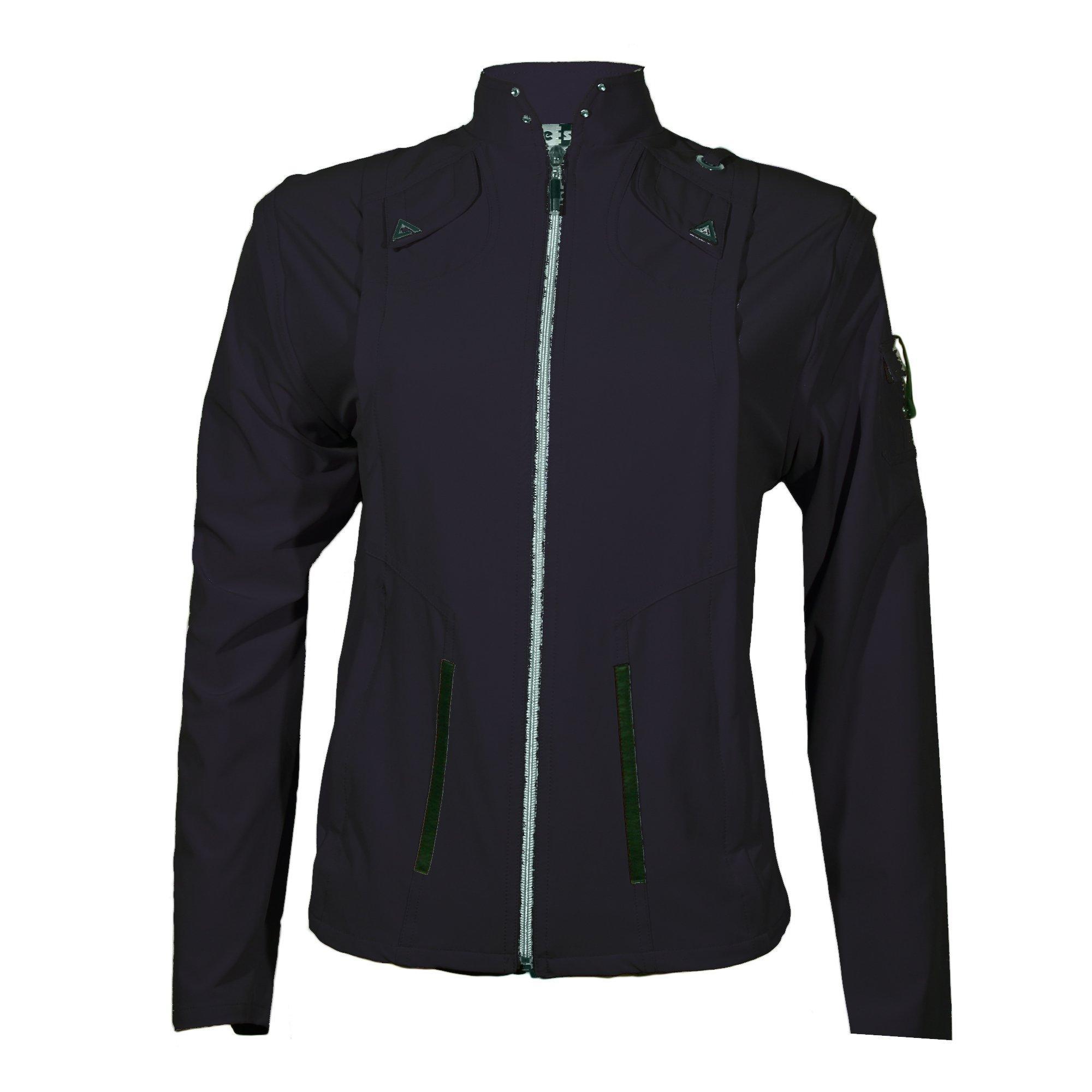 Women's Long Sleeve Full Zip Airwear Jacket
