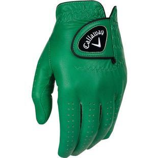 Opti Colour Green Golf Glove