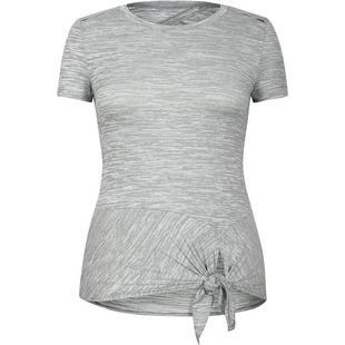 Haut Sibley Activewear à manches courtes pour femmes