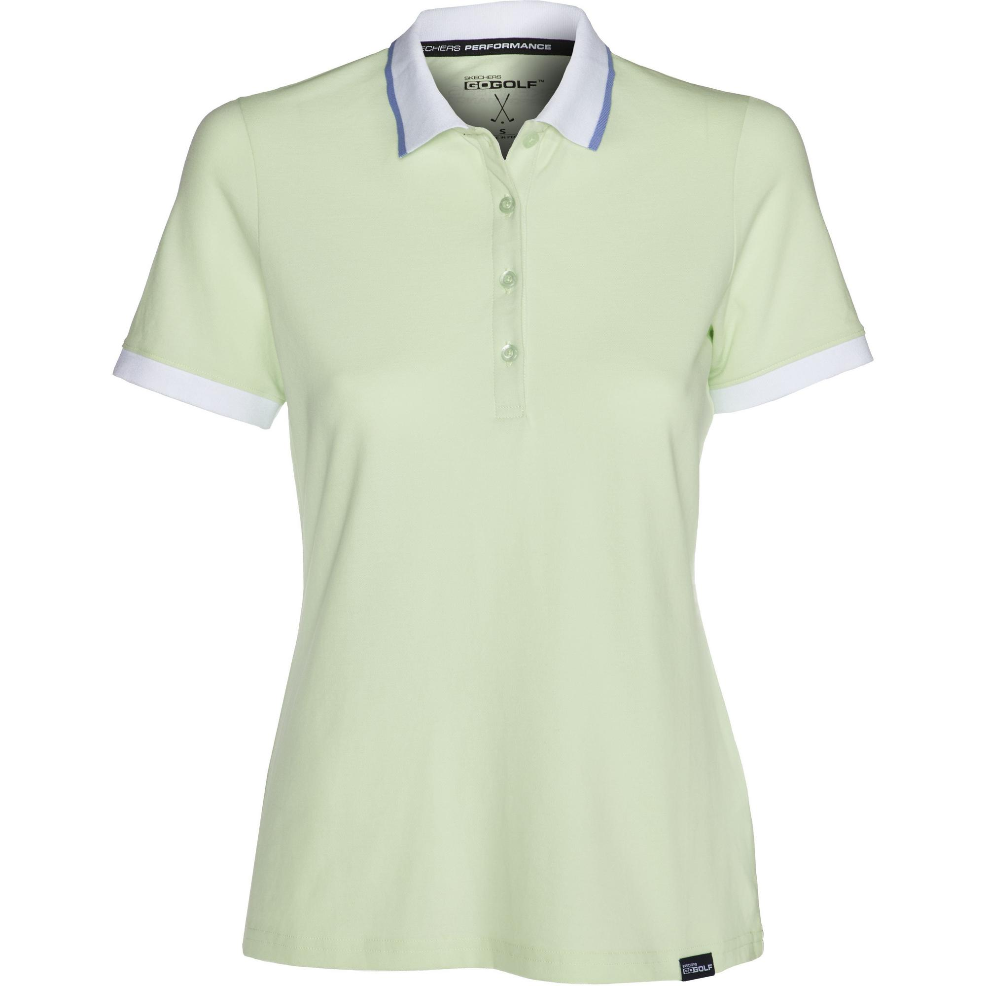 Women's Pique Short Sleeve Club Polo