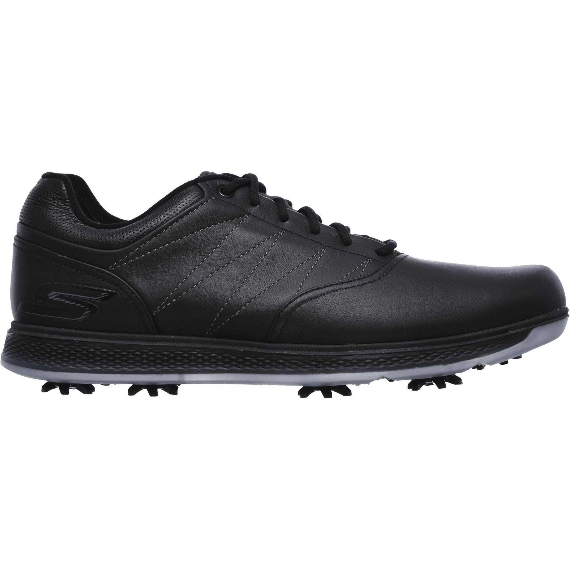 Men's Go Golf Pro V.3 Spiked Golf Shoe - BLK/WHT