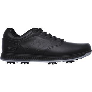 Chaussures Go Golf Pro V.3 à crampons pour hommes - Noir/Blanc