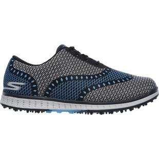 Men's Go Golf Elite Ace Spikeless Golf Shoe- NVY/BLU