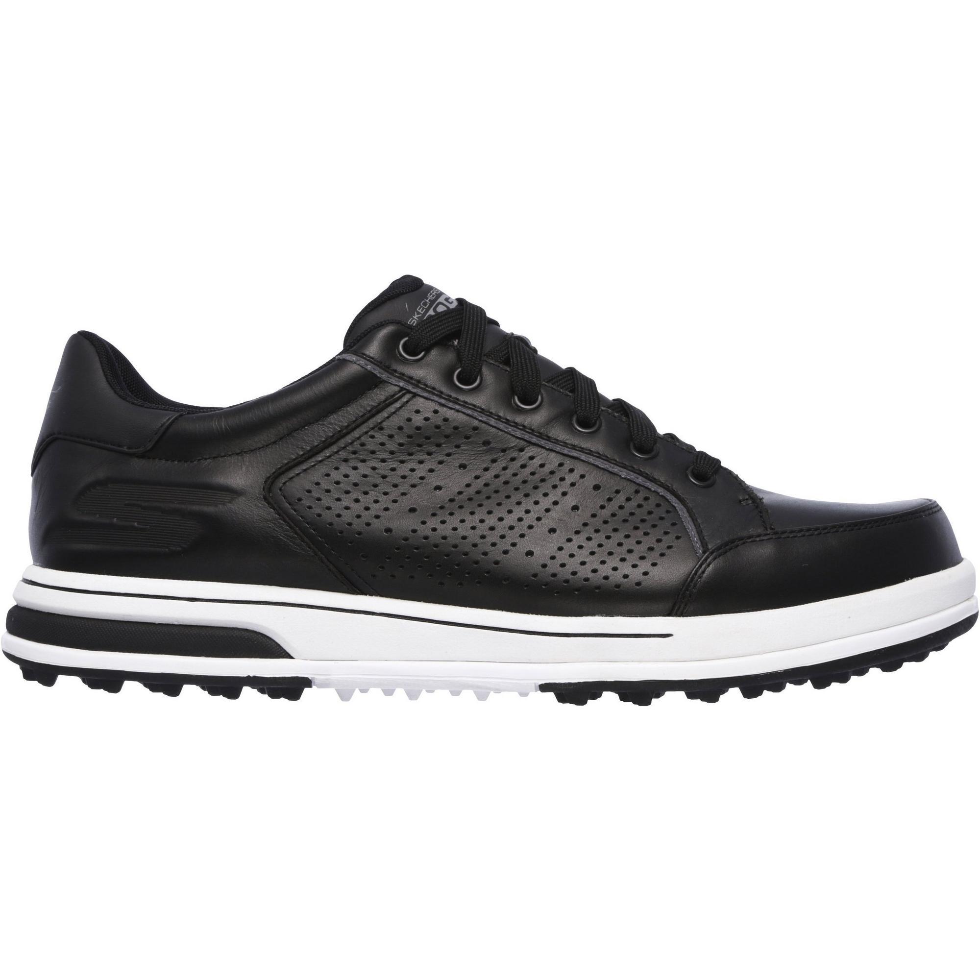 Men's Go Golf Drive 2 LX Spikeless Golf Shoe - BLK/WHT