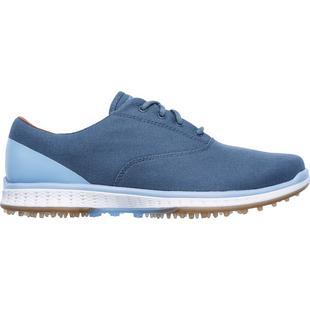 Women's Go Golf Elite 2 Canvas Oxford Spikeless Golf Shoe - NVY/BLU