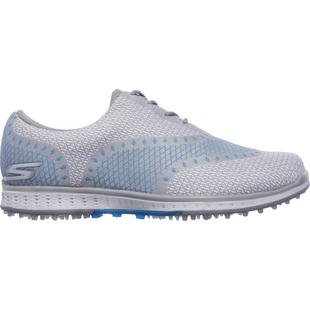 Women's Go Golf Elite Ace Spikeless Golf Shoe - DKGRY/BLU