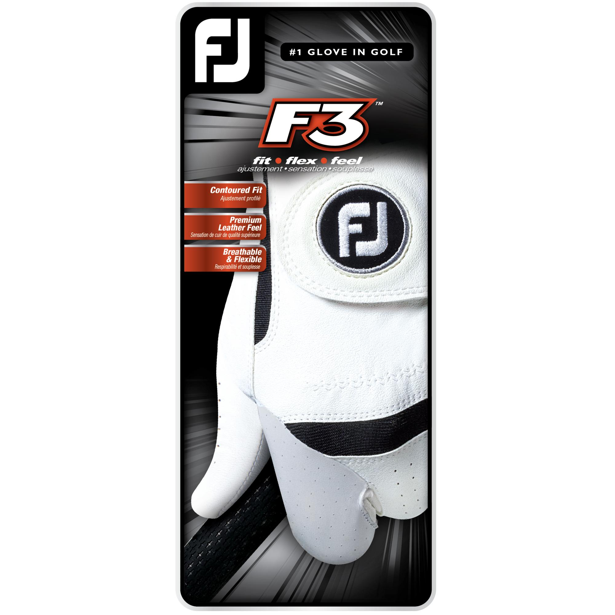 F3 Mens Golf Glove