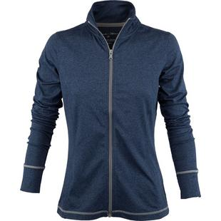 Women's Blend Full Zip Pullover