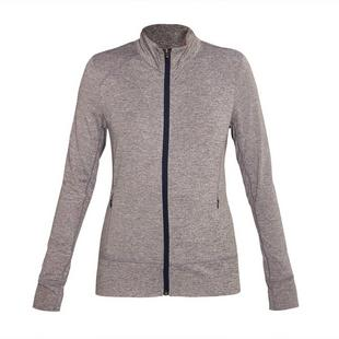 Women's Essential Long Sleeve Full Zip Cardigan