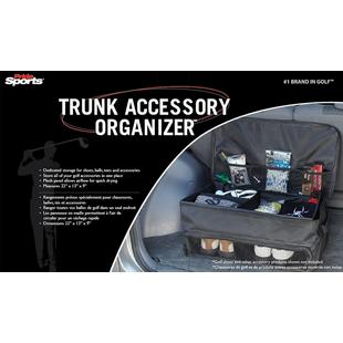 Trunk Golf Accessory Organizer