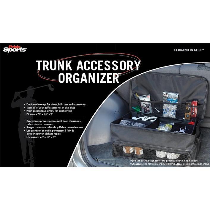 Trunk Golf Accessory Organizer