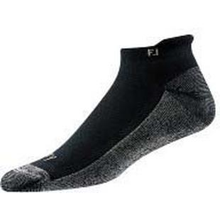 Mens Prodry Roll Tab Black Socks