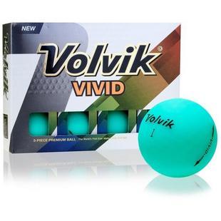 Vivid Golf Balls - Green